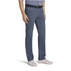 NEW 2021 Meyer Cotton Trouser - Blue Blue - Chicago 5041 17 - Continental Sizing