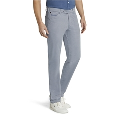 NEW 2021 Meyer Cotton Trouser - Light Grey - Chicago 5041 06 - Continental Sizing