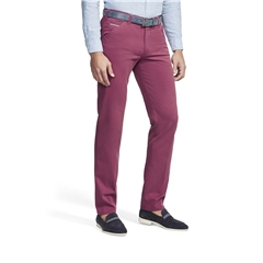 Meyer Trouser Dublin 5031 55 - Red - Continental Sizing