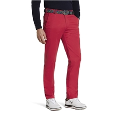 Meyer Golf Trousers - Red - Classic Style - Augusta 8070 18