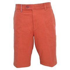 Bruhl Cotton Shorts - Red