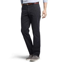 Meyer Trouser Soft Cotton Chino - Navy - Roma 316 18 - Continental Sizing