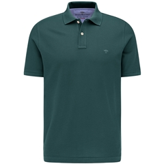 Fynch Hatton Supima Cotton Polo Shirt - Diesel - 1 ONLY SIZE XXL