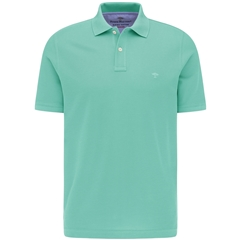Fynch Hatton Supima Cotton Polo Shirt - Peppermint - 1 ONLY SIZE XXL