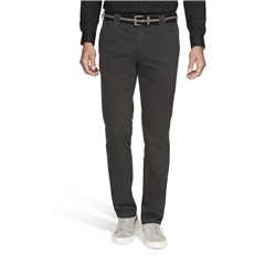 New Autumn 2021 Meyer Cotton Trousers - Grey - Oslo 5552 07 - Continental Sizing