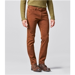 New Autumn 2021 Meyer Cotton Trousers - Pumpkin -  Chicago 5580 46 - Continental Sizing