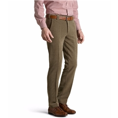 New Autumn 2021 Meyer Wool Corduroy - Taupe - Roma 390 33 - Continental Sizing