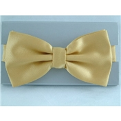 Ready Tied Bow Tie - Gold