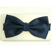 Ready Tied Bow Tie - Navy Blue