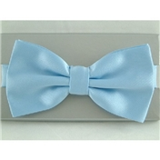 Ready Tied Bow Tie - Sky Blue