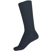 Commando Half Hose Socks - Navy