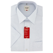 White Half Sleeved - Regular or Button Down Collar