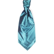 Men's Wedding Cravat- Teal
