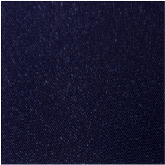 Top Pocket Shantung Handkerchief - Navy