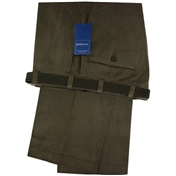 New 2018 Bruhl Trouser Cotton Corduroy - Robert Mink - 1680 220