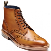 Barker Shoes Style: Butcher - Cedar Calf