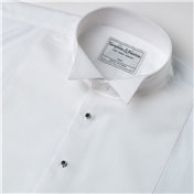 Marcella Wing Collar Evening Shirt