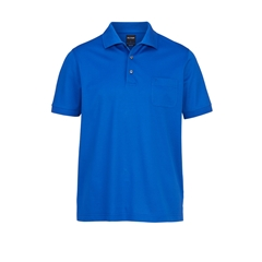 Olymp Pique Polo Shirt - Royal Blue