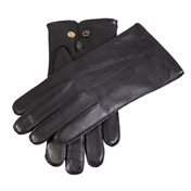 Dents Men's Dress Gloves - Black