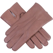 Dents Men's Deerskin Leather Gloves - Tabacco