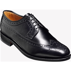 Barker Shoes Style: Portrush Black Calf