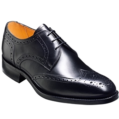 Barker Shoes Style: Longworth Black Calf
