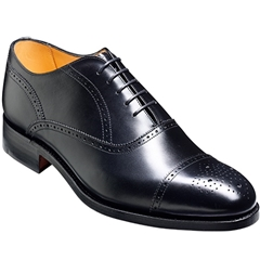 Barker Shoes Style: Newcastle Black Calf