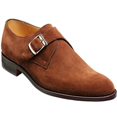 Barker Shoes Style: Northcote Castagnia Suede