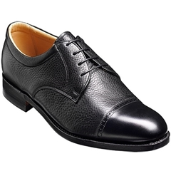 Barker Shoes Style: Staines - Black Softie