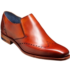 Barker Shoe Style: Bourne - Rosewood Calf
