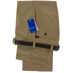 Bruhl Trousers Spring Weight Cotton - Sand - Style Montana 3276-230