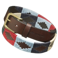 Pampeano Polo Belt - Multi