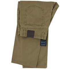 New 2018 Bruhl  Jean Cotton Gabardine - Genua Beige - 180039 230