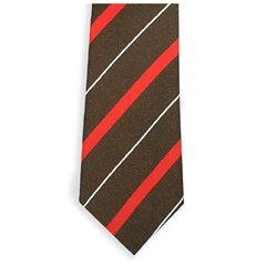 Light Infantry New 1995 Regimental Tie