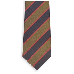 Queens Royal West Surrey Regimental Tie