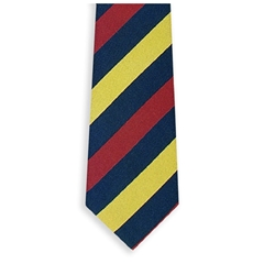 Royal Army Medical Corps Regimental Tie