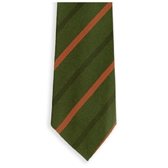 Royal Green Jackets Regimental Tie