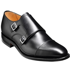 Barker Shoe Style: Tunstall in Black Calf