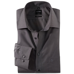 Olymp Modern Fit Shirt - Anthracite - 0304 64 67