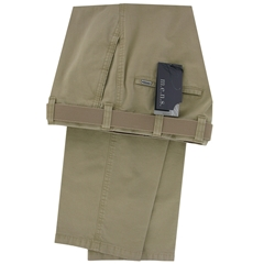 m.e.n.s. Spring Cotton Chino Trouser - Beige