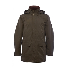 Dubarry Men's Coat Ballywater - Olive