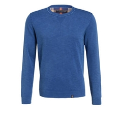 Colours & Sons Edgar Sweatshirt - Blue