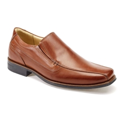 Anatomic & Co Slip On Shoes - Frutal - Havana Brown Touch