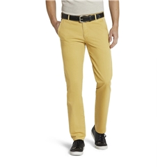 New 2021 Summer Meyer Cotton Trouser - Corn  - New York 5001 41