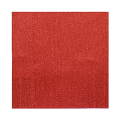 Top Pocket Shantung Handkerchief- Salmon