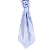 Boy's Wedding Cravat- Blue