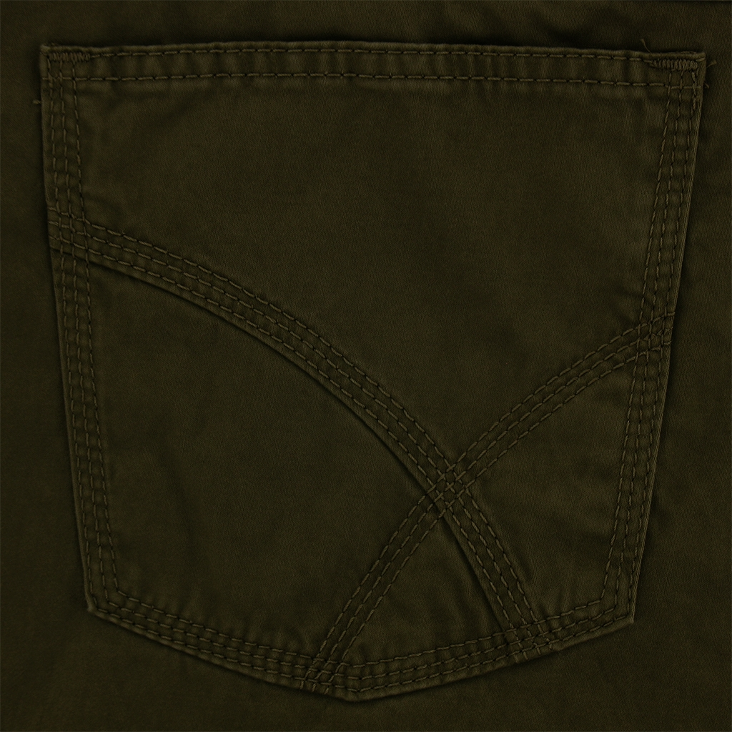 Autumn 2018 Brax Cooper Fine Cotton Jean - Tanne Green