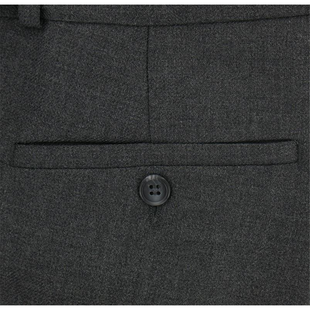 Gurteen Cambridge 'High Rise' Trousers - Grey