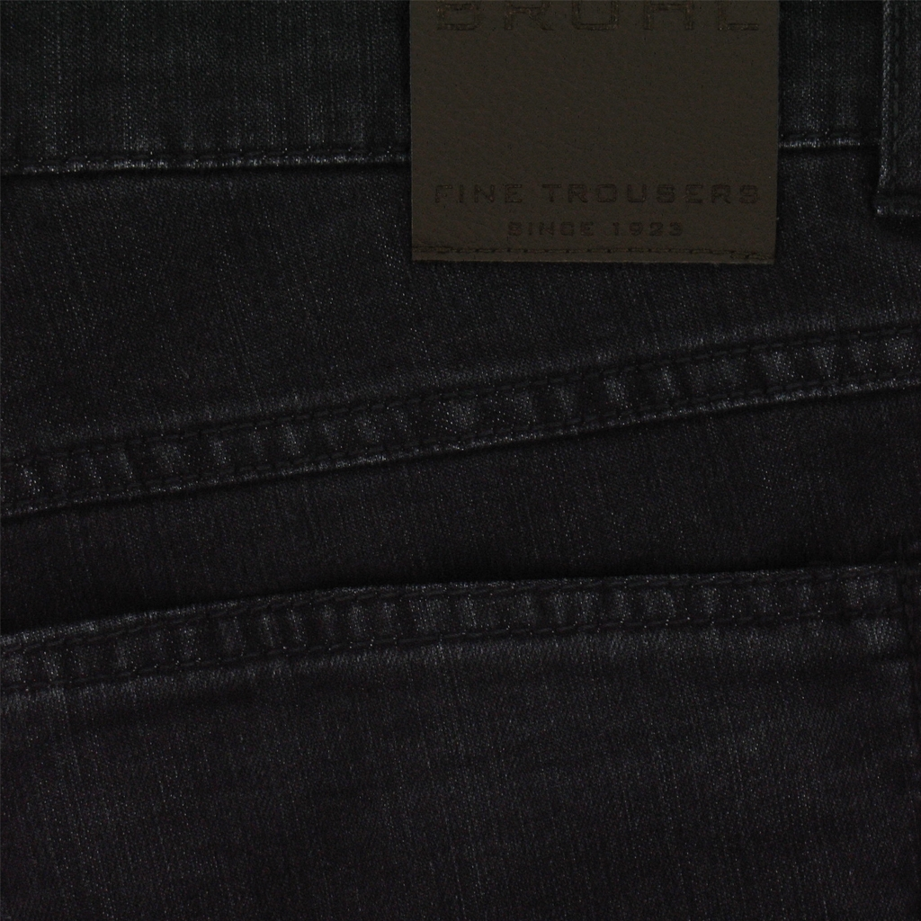 Spring 2019 Bruhl T400 Denim Jean - Dark Blue - Harry 190101 1910