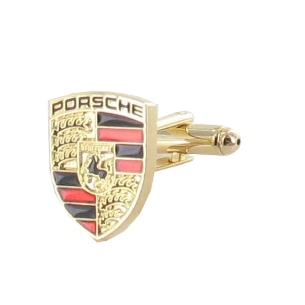 Porsche Cufflinks - Porsche Design Cuff Links in Luxury Gift Box